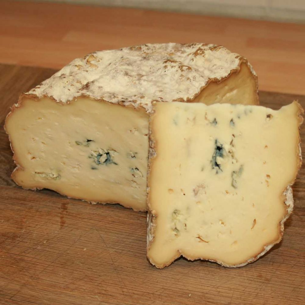 Wrekin Blue Cheese, Artisan blue cheese from shropshire